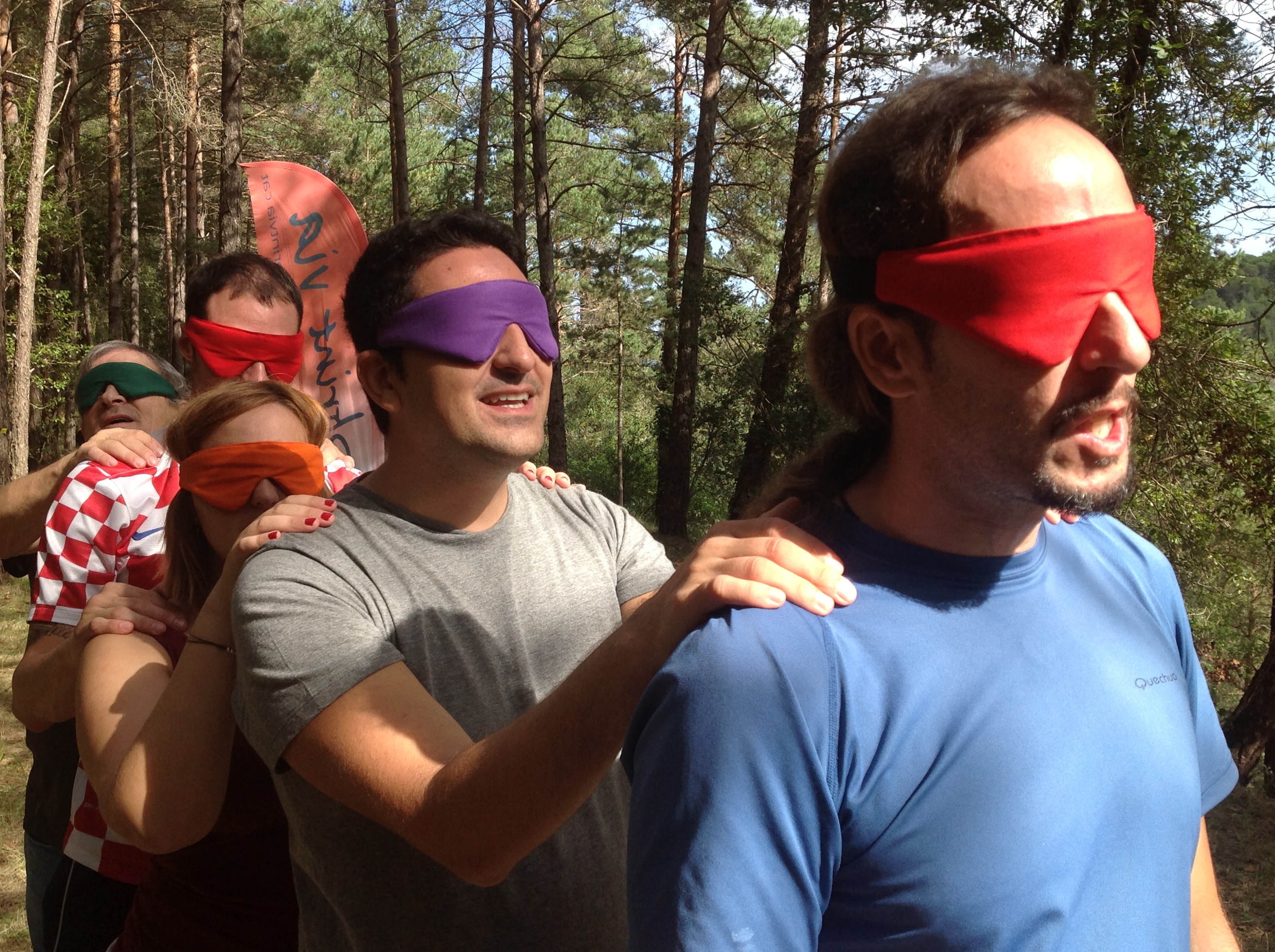 obrint-via-outdoor-team-building