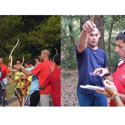 Orienteering & Archery